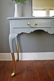 gold painted furnitureBest 25 Gold painted furniture ideas on Pinterest  Gold