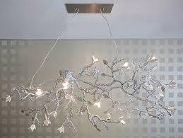 chandelier lizard snow