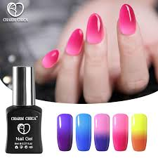 charm chica 8ml thermo gel nail polish soak off long lasting uv gel lacquer lucky rature varnish nail art canada 2019 from boyyt cad 33 67 dhgate