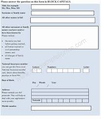 54 Unique Credit Application Form Template Uk – Template Free