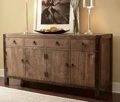 jaden reclaimed elm wood sideboard credenza