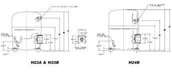 hbuabca bristol air conditioner compressors single phase h29b17uabca bristol air conditioner compressors single phase bristol refrigeration compressor bristol compressor high quality