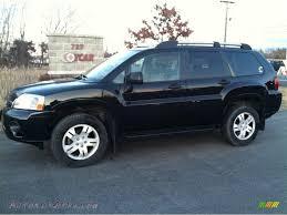 2008 Mitsubishi Endeavor LS in Kalapana Black - 029050   Autos of ...