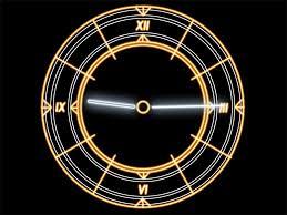 Futuristic Clock Clock Screensaver Cool Radiant Futuristic Clock Screensaver