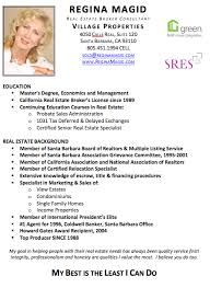Resume For Real Estate Agent Real Estate Agent Resume Physic