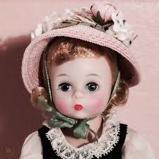 "Alexanderkins Wendy Little Bo Peep 8"" 1962 BKW MIB Madame Alexander - PA92  | #1760643308"