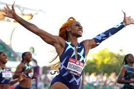 Amerikaanse sprintsensatie Richardson ...
