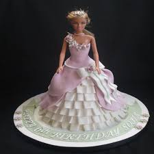 Buy Pink Fondant Frill Gown Cake Dc9 Online In Hyderabad Order