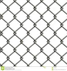 Simple Rusty Chain Link Fence Texture Vector Image For Design