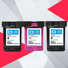 Для <b>hp652 652</b> Запасной <b>картридж</b> для <b>HP 652XL</b> для <b>HP</b> Deskjet ...