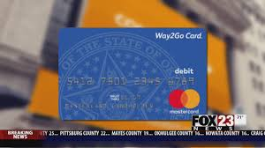 The way2go card is a reloadable, prepaid card issued by comerica bank. Way2go Debit Card Page 1 Line 17qq Com