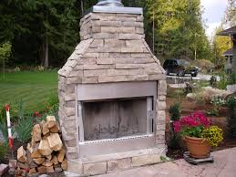 freestanding outdoor fireplace fireplace living in plan 13