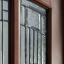 glue chip glass true divided leaded wood entry doors glue chip true divided leaded