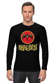 <b>Лонгслив</b> Bacardi Khaleesi #1106594 от skynatural по цене 1 427 ...