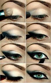 the best eyeshadow color options for green eyes include tones or purple violet plum bronze beige