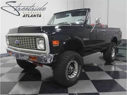 1972 Chevrolet Blazer K5 4X4 for Sale | ClassicCars.com | CC-994104