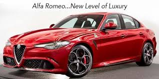 new car launches eventsNew Alfa Romeo Giulia 2 launch events at Helfman in April