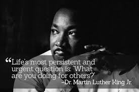 Martin Luther King Quote Enchanting Inspirational Quotations By Martin Luther King Jr 48