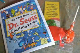 Dr Seuss Party Decorations Kids Party Planning Dr Seuss Party Neaten Your Nest