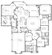 First Floor Master Bedroom Adorable House Plans With Photos