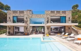 Modern Castle Like House On The Beach Digsdigs