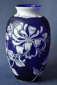 Thomas Webb & Sons Cameo Glass Vase.   Webb in 2019   <b>Ваза</b> ...