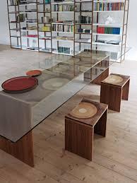 italian glass furniture. Ripples Table Italian Glass Dining HORM Furniture