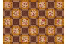 Continuous Squares, an Easy Quilt Pattern &  Adamdwight.com