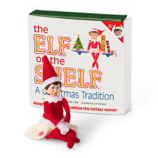 The Elf on the Shelf® Girl Elf Set for Dolls