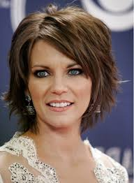 Short Haircuts For Women Over 50 With Thick Hair Furthermore Curly