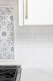 Tec Design Color Grout White Subway Tile With Gray Grout My Favorite Grays
