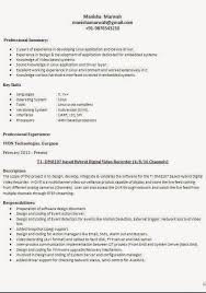 Various Resume Formats Types Of Cv Formats Inspirational What Type Of Resume Do You Prefer