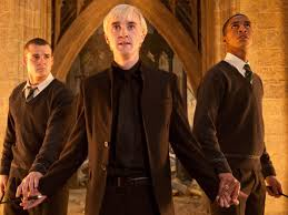 He has been acting since he was 8 years old at the suggestion of an actress friend of his family who recognized felton's theatrical. Harry Potter Star Tom Felton Wants To Play Draco Malfoy Again