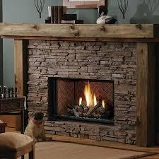 Kingsman HB3628 Zero Clearance Direct Vent Gas Fireplace Heater