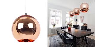 Copper Dining Table Lights 25 Best Chandeliers For 2020