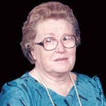Stella Marie Hickman Obituary - Visitation & Funeral Information