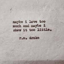 Poetic Love Quotes