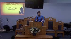 Pastor Hilda Faye Freeman- It's time to make a change - YouTube
