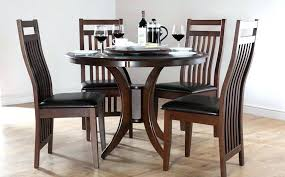 solid dining table and chairs wooden dining room table and chairs cool dark somerset amp java