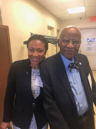 """DineoKhabeleMD on Twitter: """"With icon of surgery, Dr. Kenneth Ford '59  @ColumbiaPSAlumni  @ColumbiaPS #VPSAlumni. The reason I chose the  surgically oriented specialty of #GynOnc… https://t.co/Qi7HgDbnHo"""""""