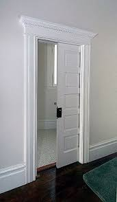 Bathroom Stall Parts Inspiration Pocket Door Space Saver I Would Love This For The Doorway Between
