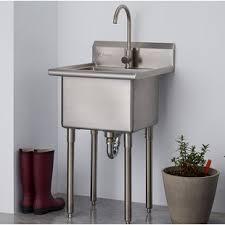 215 Deep Laundry Sink D89