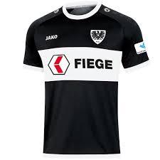 Münster ist ein sportverein aus münster. Sc Preussen Munster Trikot Away Jako De