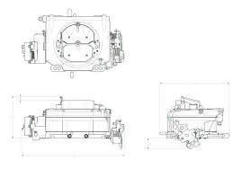 625 Cfm Street Demon Carburetor