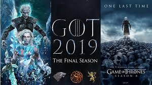 winter is here game of thrones season 8
