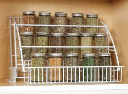 Racks For Kitchen Storage Rubbermaid Pull Down Spice Rack Organizer Shelf Cabinet Kitchen