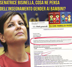 Verona candidato sindaco Bisinella firm legge pro Gender del.