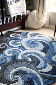 area rug easy living room rugs dalyn in ocean themed ideal modern runner as round black