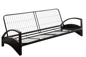 mainstays metal arm futon assembly instruction manual black