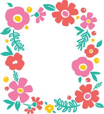 Design For Art File Free Svg Flower Cut File For Silhouette Or Cricut Persia